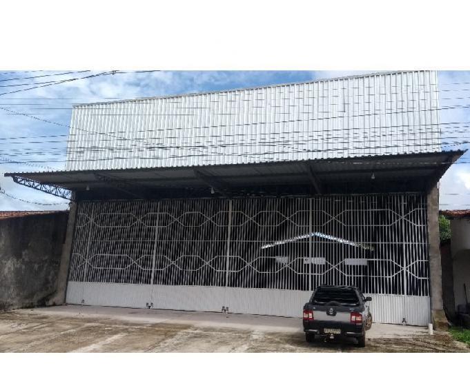 R$ 950.000 galpão em castanhal =700 m² na av. barão do