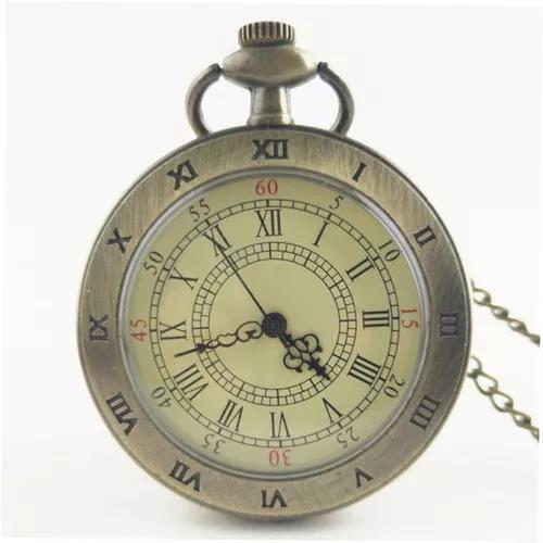Relógio de bolso de quartzo relógio de bolso de quartzo