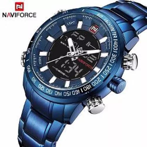 Relógio masculino prova dágua barato estojo original