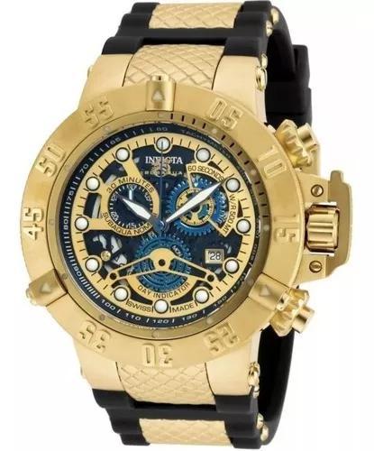 Relógio xtz454689 invicta subaqua 18526 noma 3