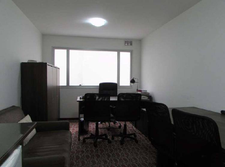 Sala/conjunto para aluguel com 27 metros quadrados em centro