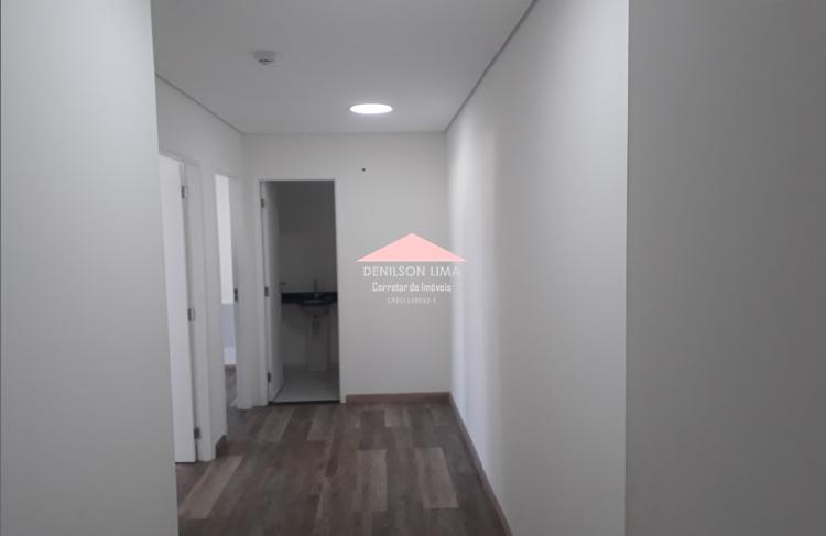 Sala/conjunto para aluguel tem 45 metros quadrados em