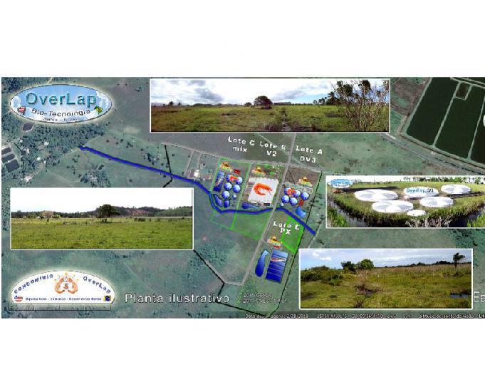 Sitio no condomínio rural camarão sustentável