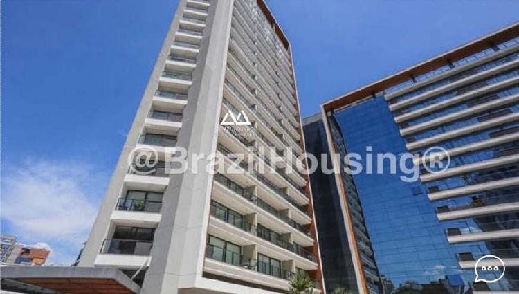 Alugo apartamento duplex 120m² , mobiliado, 1ªlocação no
