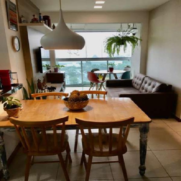 Apartamento residencial em vitória - es, monte belo