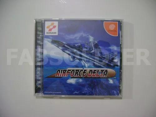 Airforce delta original japonês completo c/ spine card!