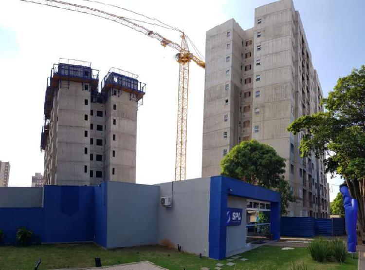 Apartamento 56 metros, 2 dorm c/suíte, ganhe planejado