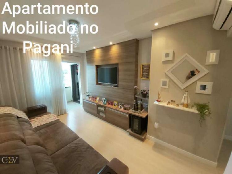 Apartamento padrão para venda em pagani palhoça-sc - 389