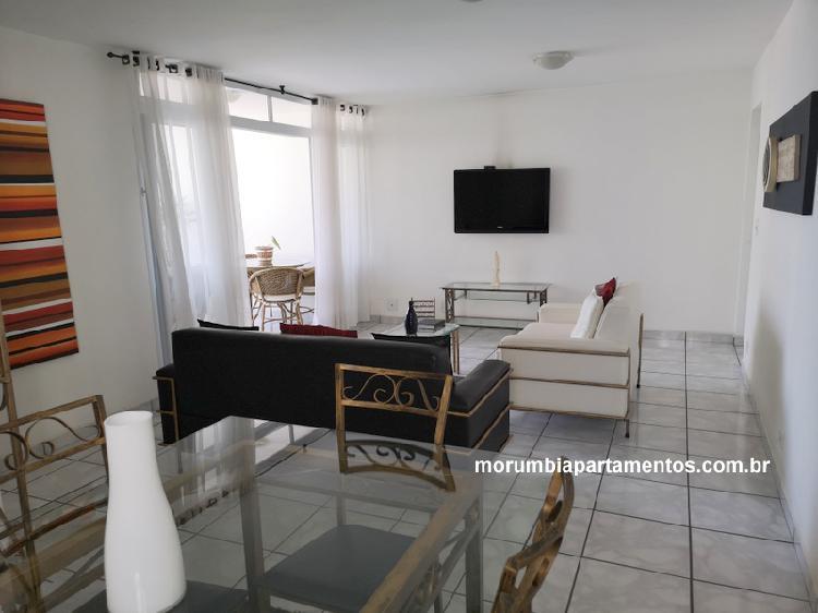 Apartamento vila olímpia 106m² 2 dormitórios com sala
