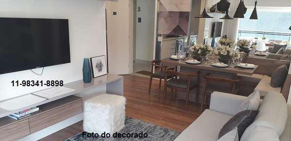Apartamento de 68m² com 2 quartos em chácara santo