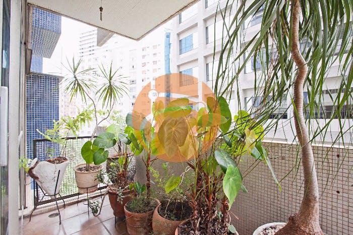 Apartamento no paraíso com planta que permite ótima