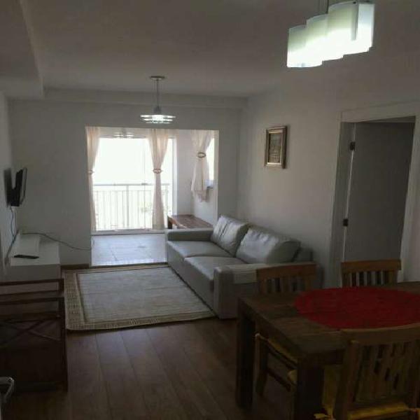 Apartamento para aluguel possui 48 metros quadrados em brás