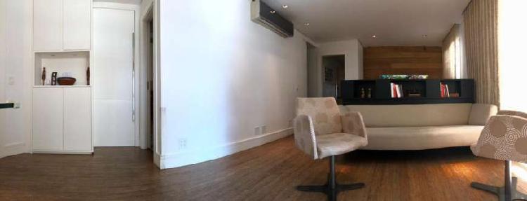 Apartamento para venda com 128 metros quadrados com 3