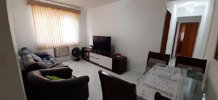 Apartamento sala/quarto à venda, 53 m², freguesia