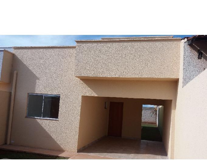 Cso imóveis - vende casa 2 quartos, suíte,minha casa minha