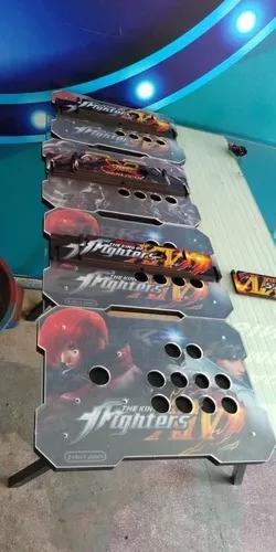 Caixa controle arcade fliperama para montar só a caixa