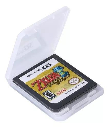 Cartão de jogo ds / dsi / 3ds zelda