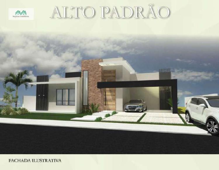 Casa em condomínio terras da alvorada, venda 183 m² em