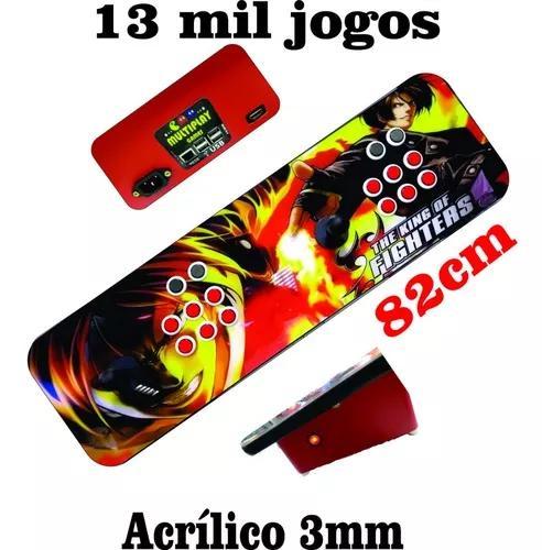 Controle arcade para raspberry zero delay!!! com cabo,, gpio