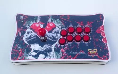 Controle arcade ps4/ps3 e pc modo legacy