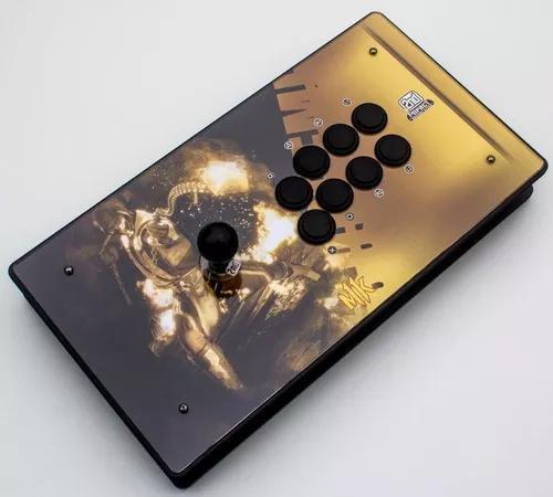 Controle arcade ps4/ps3 e pc placa brook nativa