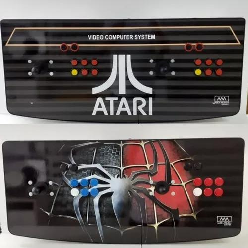 Fliperama arcade 8 mil jogos 90 cm largura o melhor