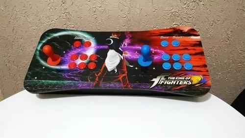 Fliperama arcade 8500 jogos raspberry 30 sist