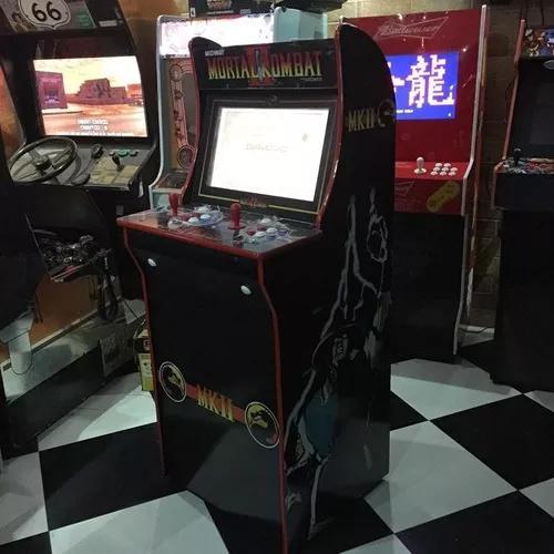 Fliperama arcade arcade 1up clone da rnb tech