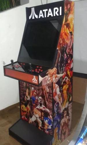 Fliperama arcade multijogos - 11 mil jogos - kojimasa games