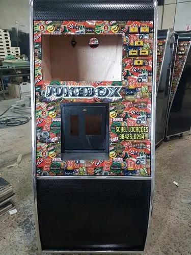 Gabinete para maquinas de música jukebox 1 und
