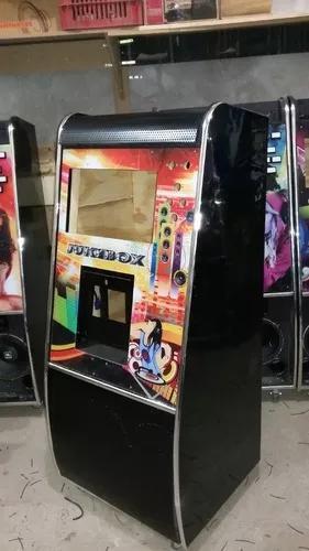 Gabinete para máquina de música jukebox