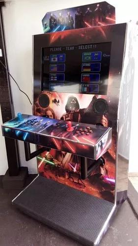 Máquina de fliperama multijogos 32 star wars 2070 jogos