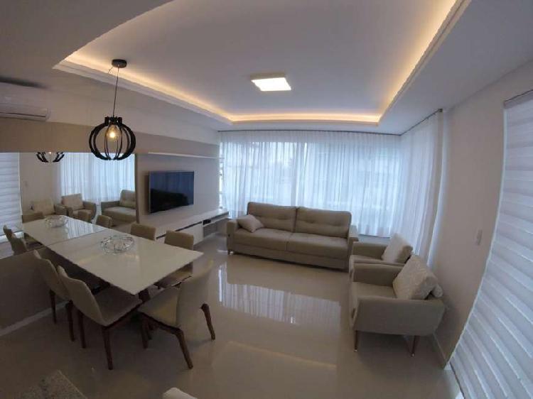 Novo mobiliado e decorado com terraço*