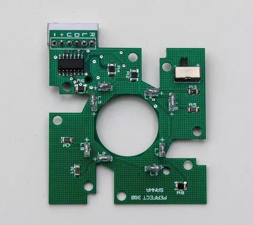 Placa sensor optico sanwa silent