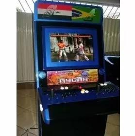 Projetos medidas arcade fliperama + 60 modelos + brinde