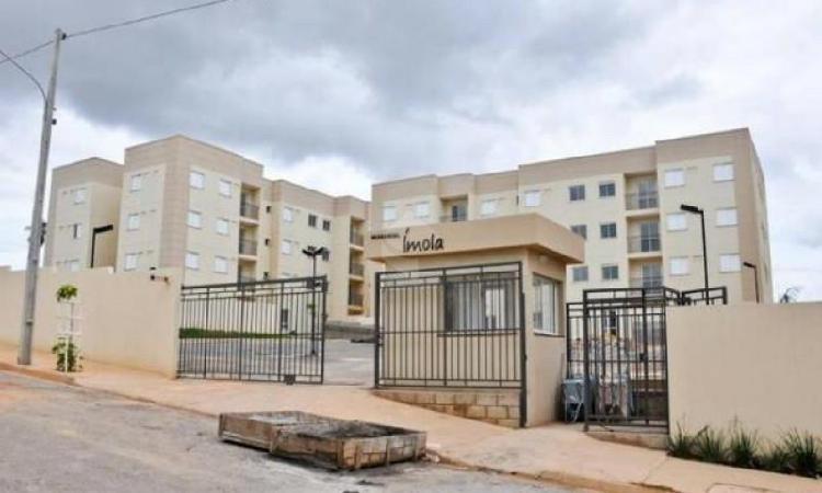 Residencial imola apto, com 53m²,parque residencial das