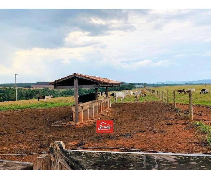Sítio a venda em itaberaí área 58,08 hectares dupla