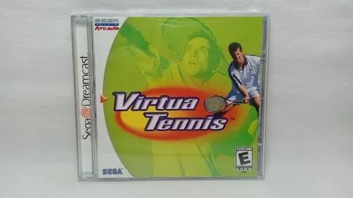 Virtua tennis dreamcast original completo