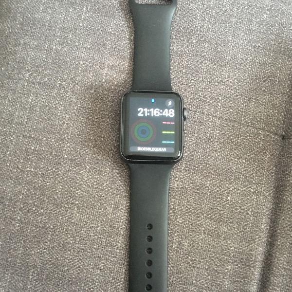 Apple whatch serie 3 42mm (com gps)