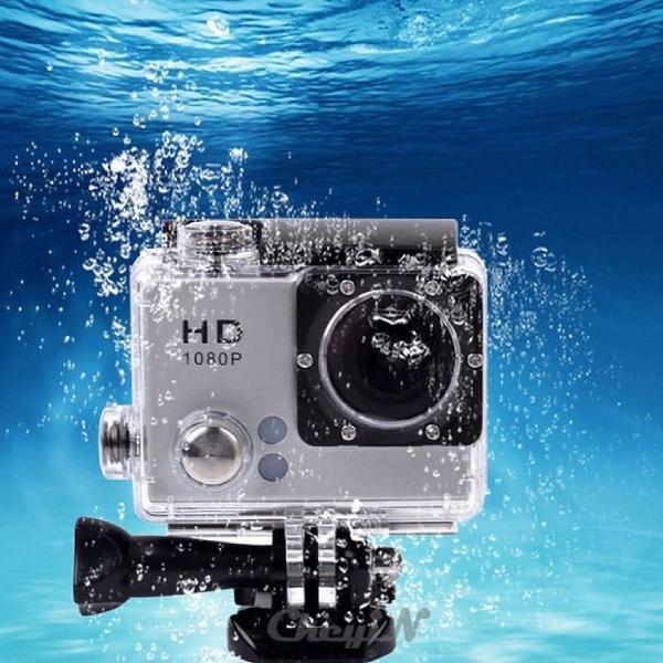 Câmera filmafora go pro a prova d água