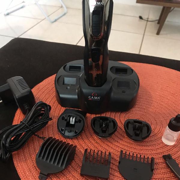 Máquina de cortar cabelo gama 10 em 1