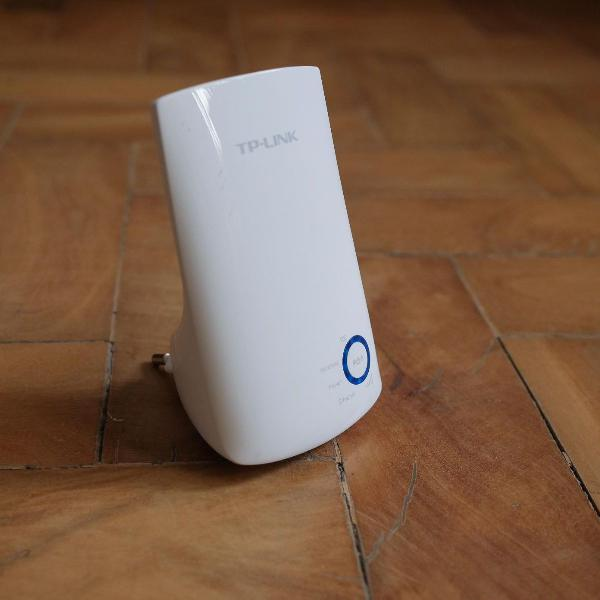 Repetidor tp link wi-fi 300mpbs