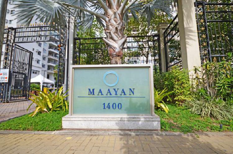Apartamento condomínio maayan - cidade jardim - rio de