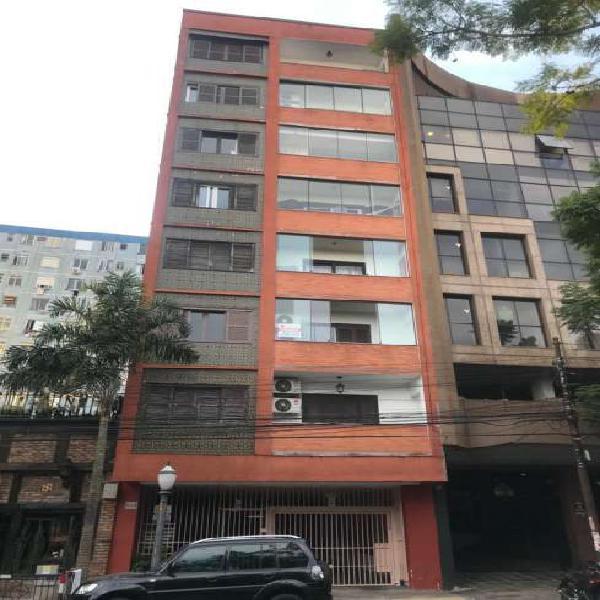 Apartamento na cidade baixa 2 dormitórios com vaga de
