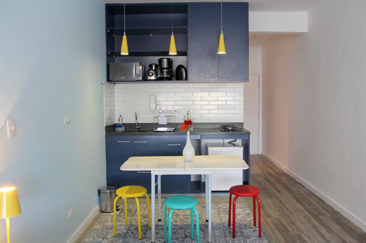 Apartamento para aluguel com 35 metros quadrados com 1