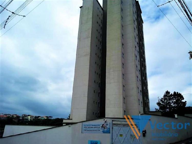 Apartamento para locação no edifício eko ville em arujá