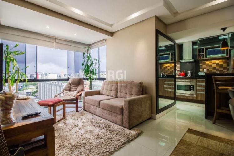 Apartamento para venda 1 dormitório Menino Deus - Porto