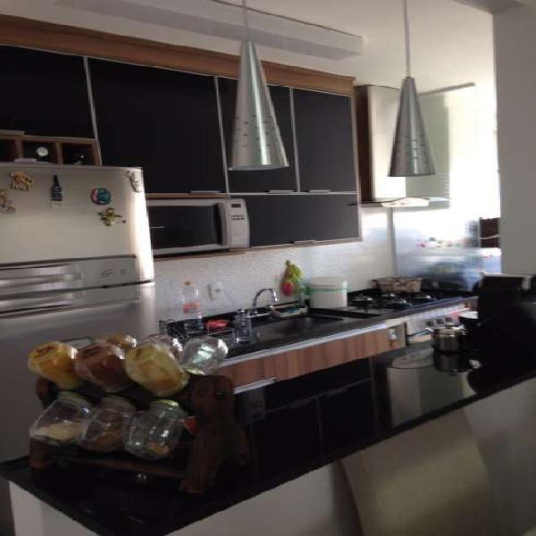 Apartamento venda ou aluguel com 60m 2 dorm com 1 suite 1