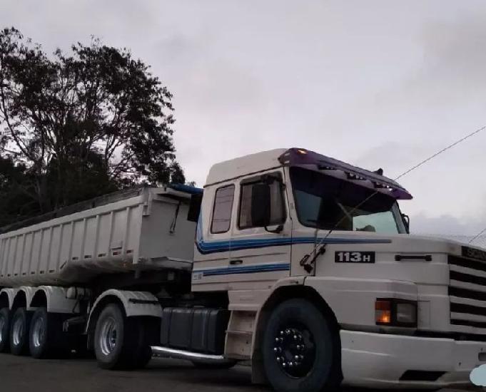 Caminhão scania 113 360 ano 1997