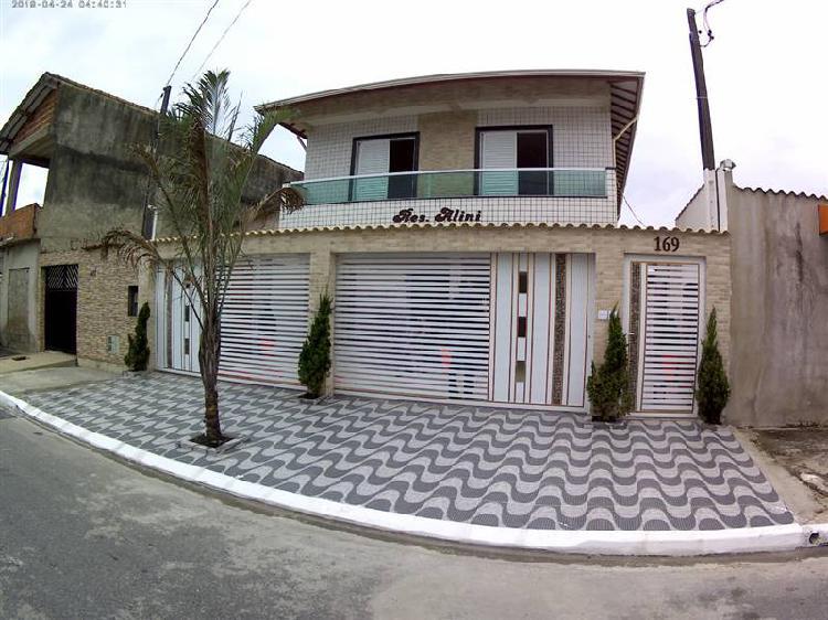 Casa condominio 2 dormitórios - residencial alini